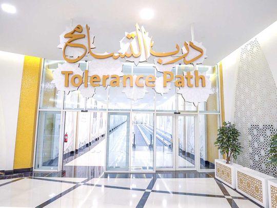 Tolerance Path