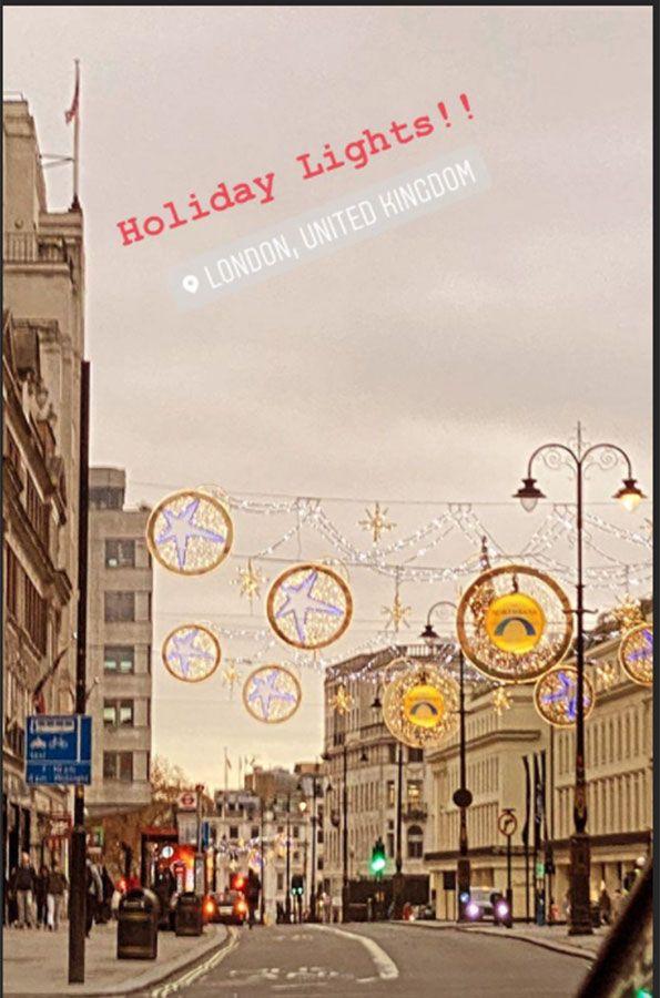 Priyanka Chopra holiday in London