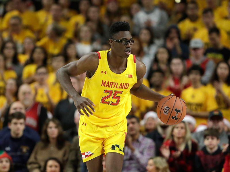 10. Phoenix Suns, Jalen Smith, PF, Maryland