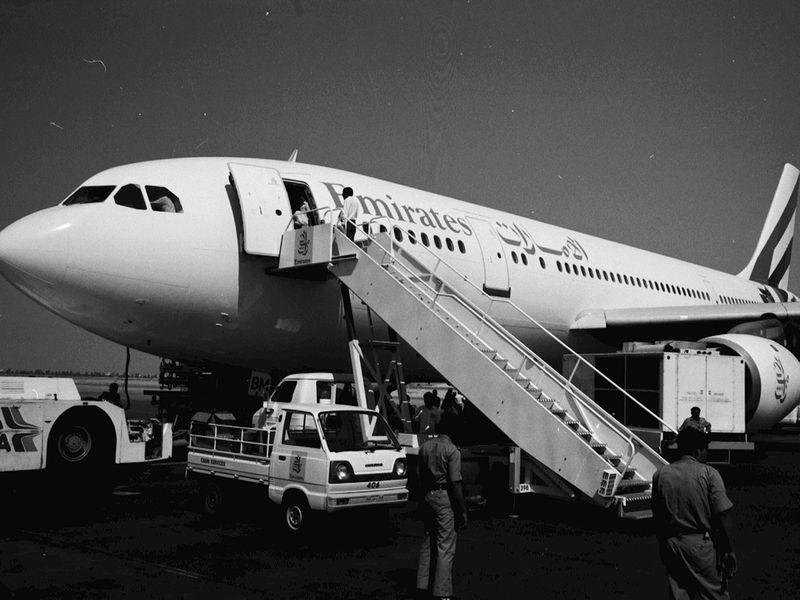 1985 EMIRATES AIRLINES-1605797581001