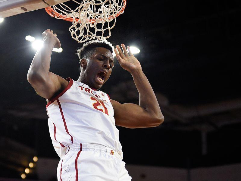 6. Atlanta Hawks, Onyeka Okongwu, C, Southern California