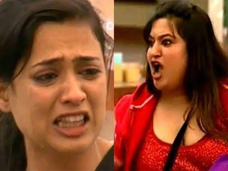 Dolly Bindra and Shweta Tiwari