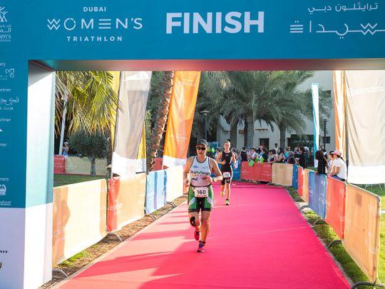 Dubai Women's Triathlon