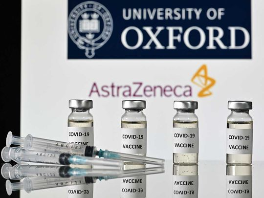Oxford study confirms COVID-19 shot's response in older ...