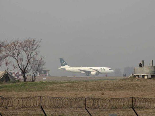 PIA plane Pakistan