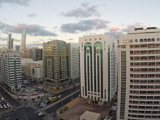 Stock Abu Dhabi residential property