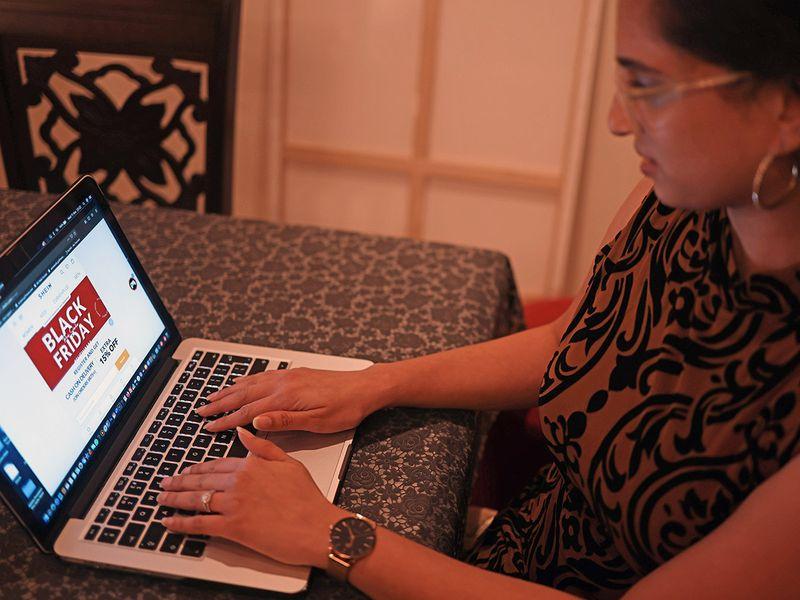 Stock Online shopping