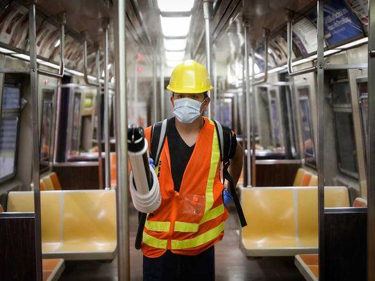 subway spray  electrostatic sprayer disinfectant