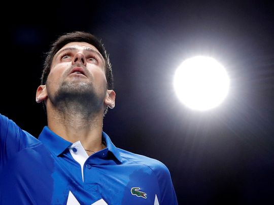 Novak Djokovic defeated Alexander Zverev