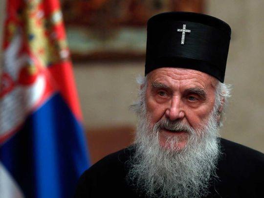 Serbian Patriarch Irinej