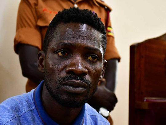 Uganda Bobi Wine  Robert Kyagulanyi