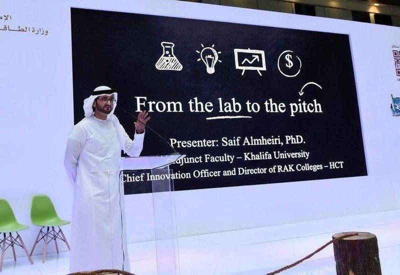 Dr. Saif Almheiri, Vice President of Research & Development at Dewa, said: