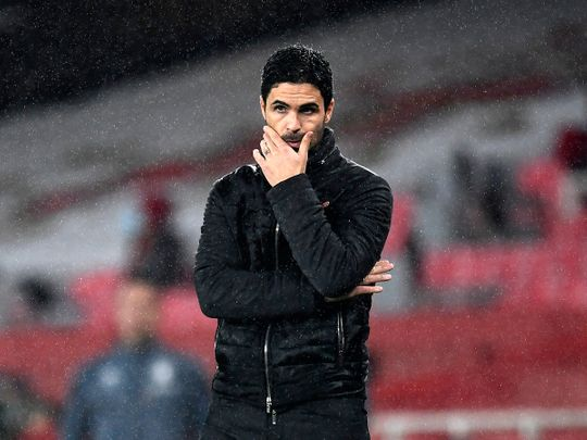 Mikel Arteta has plenty of issues on and off the field at Arsenal