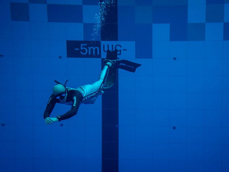Deepest pool gallery