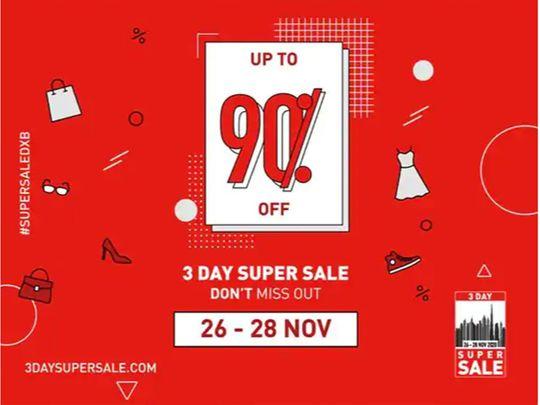 Dubai Super Sale