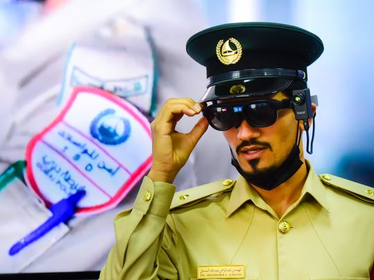 Watch: Facial recognition at Dubai Metro stations to identify wanted criminals