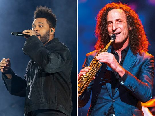 The Weeknd Kenny G
