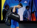 Novak Djokovic had a turbulent year