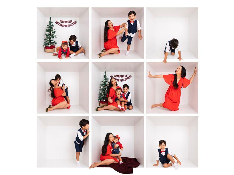 Festive photoshoot