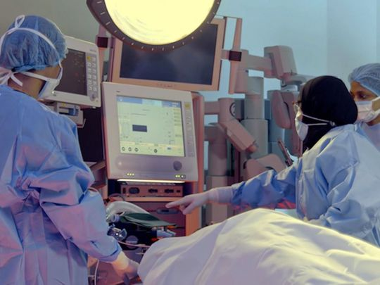 20-year old patient undergoes successful kidney transplant at Al Qassimi Hospital in Sharjah