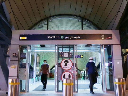 NAT Dubai Metro station 42-1606226933945