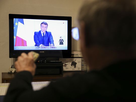 201125 Macron