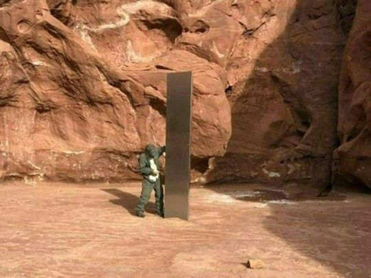 20201125 metal monolith