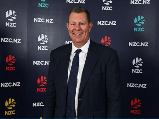 New ICC chief Greg Barclay