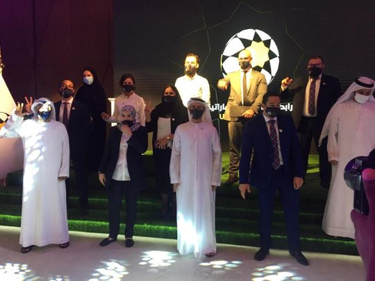 The first-ever Media Forum of the UAE Pro League