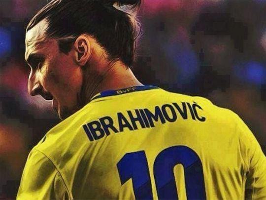 Zlatan Ibrahimovic has hinted at  return for Sweden