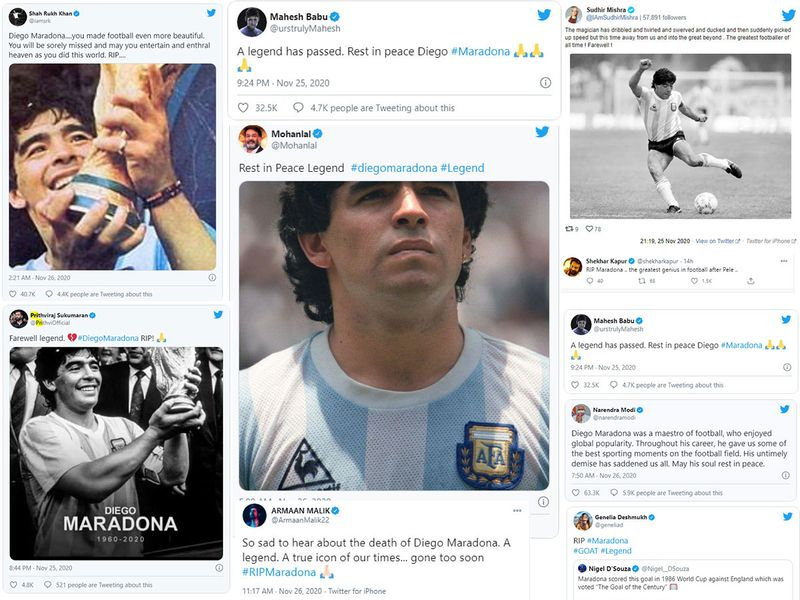 20201126 maradona tribute