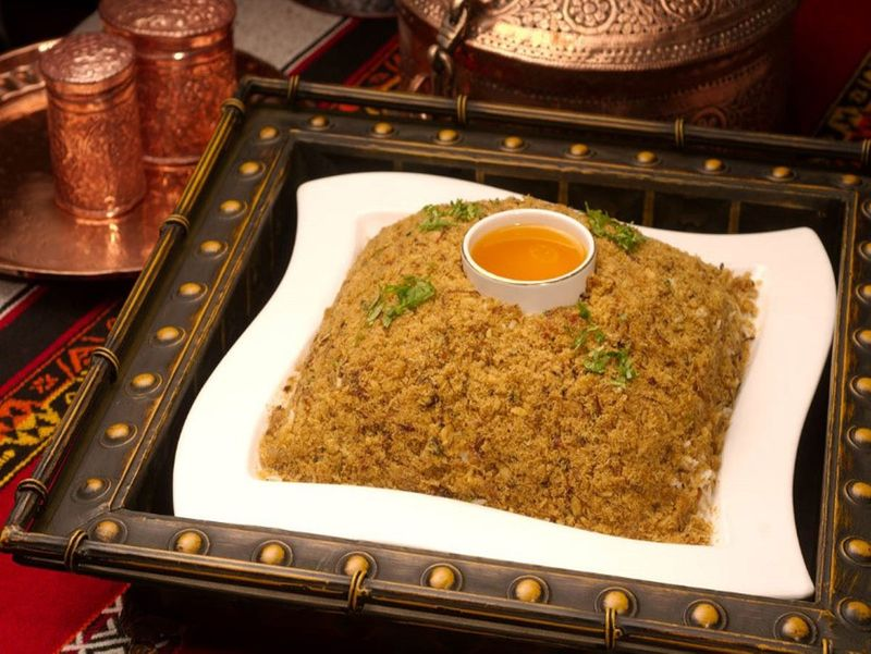 Jisheed (spiced fish and rice)