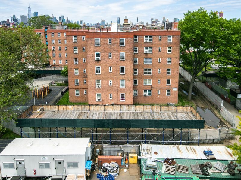 Stock - New York Property