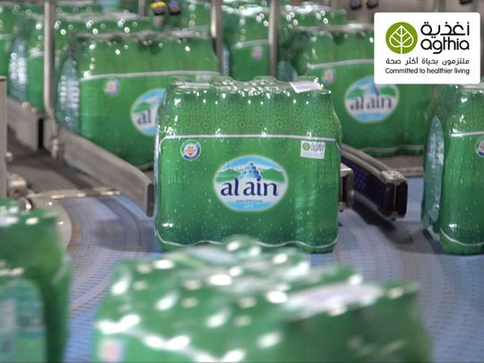 Abu Dhabi food giant Agthia plans to be No. 1 in Middle East by 2025