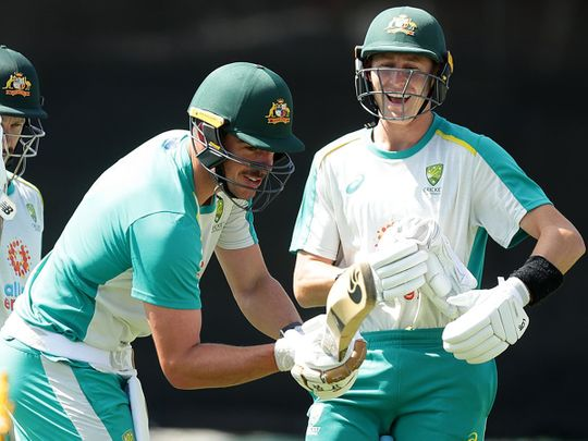 The Australia camp is in relaxed mood ahead of the first ODI against India
