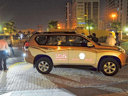20201127 ajman police