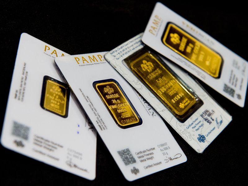 Dubai - Stock Gold 1