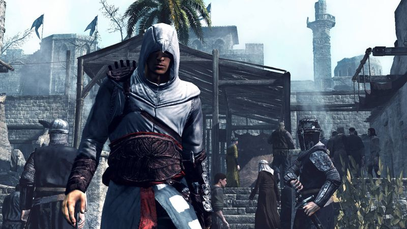 Assassin's Creed video game-1606554138778