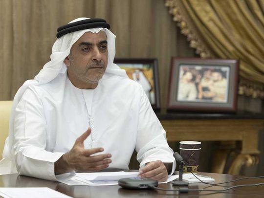 Sheikh Saif Bin Zayed Al Nahyan