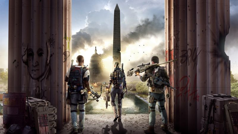 Tom Clancy's The Division-1606554152993