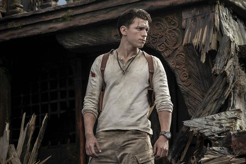 Tom Holland in Uncharted-1606554155083