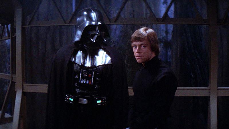 Darth Vader and Luke Skywalker-1606644788168