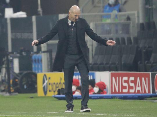 Football-Zidane