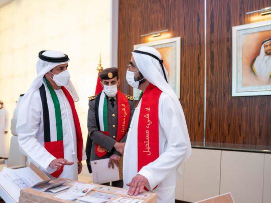 Sheikh Mohammed cabinet