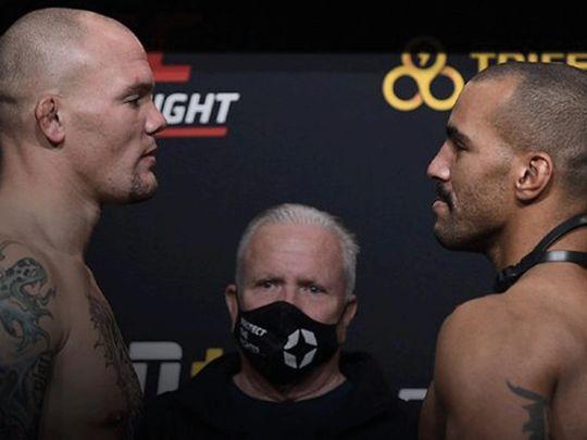 UFC-Anthony Smith