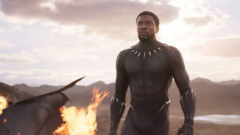 Chadwick Boseman in Avengers Endgame-1606722989869