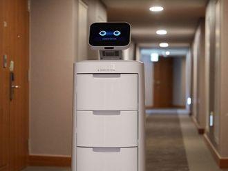 LG Cloi Servebots
