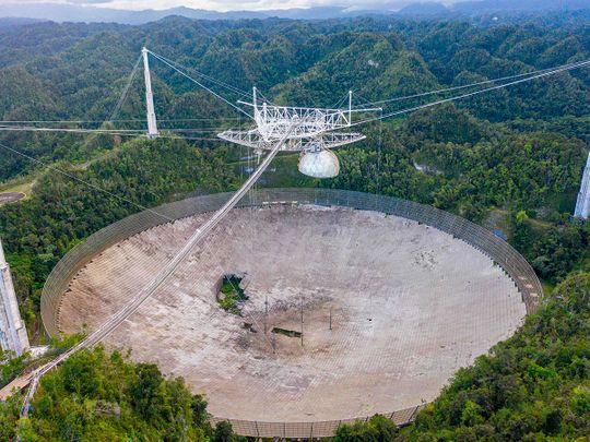 Arecibo Observatory in Arecibo