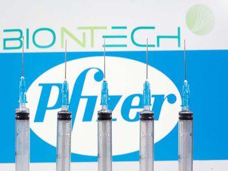 Biontech and Pfizer