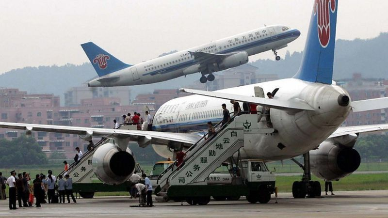 China airlines 0101